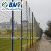 Забор секционный,  забор из сетки сварной,  ограждения секционные,  секции ограждений.