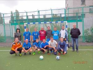Полтавщина: в Кременчуцькій виховній колонії відбулись  змагання з міні-футболу