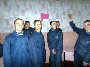 Полтавщина: вихованці Кременчуцької виховної колонії пограли в гру «Міфи та факти»