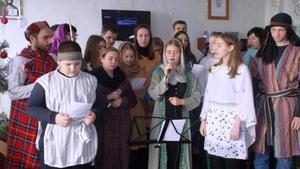 Вихованці Кременчуцької виховної колонії переглянули Різдвяну театралізовану виставу