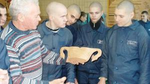 В професійно-технічному училищі Кременчуцької виховної колонії  відкрилась нова навчальна група