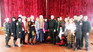 Свято Маланки та Василя зустріли в Кременчуцькій виховній колонії