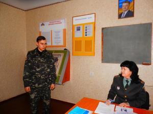 В Кременчуцькій виховній колонії пройшли збори Ради наставників персоналу