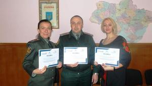 Співробітники Кременчуцької виховної колонії отримали подяки за лідерство та активну громадянську позицію