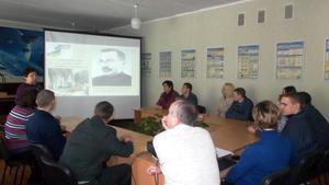 В Кременчуцькій виховній колонії відбувся Круглий стіл  «Педагогічні роздуми А.С. Макаренка. Минуле і сьогодення»