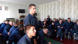 В Кременчуцькій виховній колонії підбили підсумки діяльності вихованців