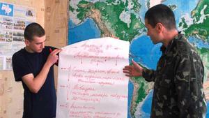 Вихованців Кременчуцької виховної колонії навчали адаптуватися до свободи