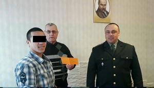 В Кременчуцькій виховній колонії підлітки отримали нові професійні навички