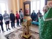 Полтавщина: в Кременчуцькій виховній колонії пройшла Божественна літургія