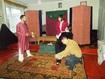 Полтавщина: перед вихованцями Кременчуцької виховної колонії виступили актори театру «Мелах»