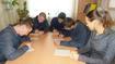 В школі Кременчуцької виховної колонії підлітки у творах діляться враженнями про стінопис колонії «Сила уяви»