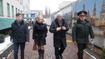 Кременчуцьку виховну колонію з робочим візитом відвідав перший заступник прокурора Полтавської області Олександр Легеньковський