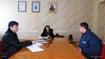В Кременчуцькій виховній колонії відбувся прийом засуджених з особистих питань