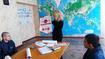 В Кременчуцькій виховній колонії з  вихованцями провели заняття «Що треба знати про туберкульоз»