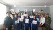 В Кременчуцькій виховній колонії нагородили переможців конкурсів в рамках проведення Тижня охорони праці