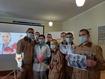 Вихованці державної установи «Кременчуцька виховна колонія» організували привітання Яни Туманової з Всесвітнім днем медичних сестер