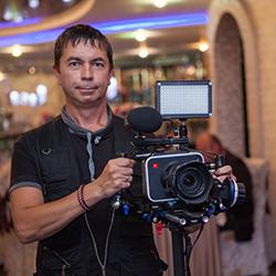 Профессиональная видеосъёмка 4К и авторское фото