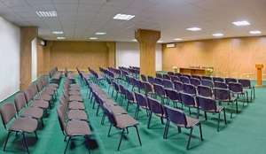 Ура!  Новые Залы Для Семинаров в Отеле Мирный Одесса.