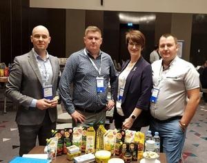 Группа компаний «Olkom» вызвала резонанс на грузино-украинском бизнес-форуме в Тбилиси