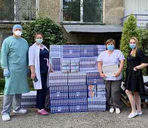 Компанія «Хенкель» та її бренд Losk допомагають обласним інфекційним лікарням і відділенням протистояти пандемії COVID-19