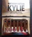 Жидкая матовая помада Kylie Birthday Edition,  не смывающаяся (6 цветов в наборе)