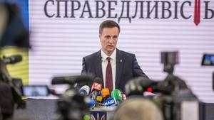 Наливайченко: «Іду в президенти,  щоб створити справедливу державу і економіку розвитку»