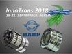 ХАРП представит новинки на выставке «InnoTrans-2018»