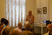 В Одессе состоялся авторский вечер Людмилы Шарга «Роман с городом»