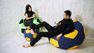 Продается бескаркасный пуф кресло-мяч от производителя
