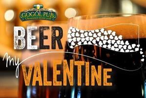 Love is… beer: День влюбленных в пиво в GOGOL PUB