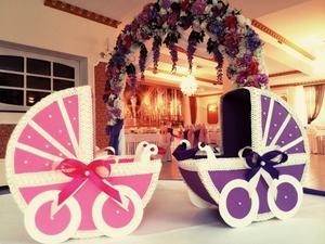 Время любви: волшебная свадьба в банкетном зале «Потемкинский»