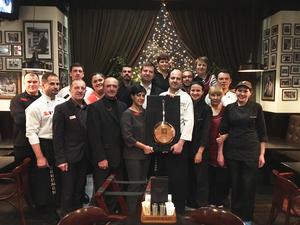 GOODMAN получил премию «СІЛЬ» как лучший мясной ресторан
