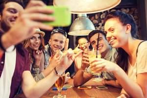 Решительное «ДА» вечеринкам,  ярким эмоциям и драйву в GOGOL-PUB!