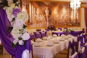 Весенняя свадьба в банкетном зале «Потемкинский»