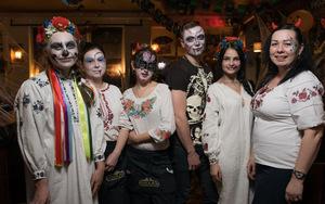 Halloween в GOGOL-PUB: до жути круто,  весело и незабываемо