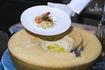 Встречайте итальянский гастрономический шедевр в ресторане «ТургенеФ» – сырную пасту «Пармиджано-Реджано»