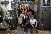 Грандиозный золотой Новый год в ресторане «ТургенеФ»
