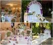Волшебная весенняя свадьба в банкетном зале «Екатерининский»