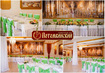 Стильная свадьба в банкетном зале «Потемкинский»
