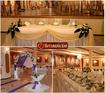 Изящная летняя свадьба в банкетном зале «Потемкинский»