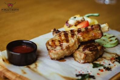 У ресторані «М'ясо у Вогні» літо не закінчується: оголошуємо цілорічний барбекю- марафон !