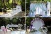 Праздник лета и любви: ваша роскошная свадьба в банкетном зале «Екатерининский»