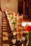 Сказочно и атмосферно: осенняя свадьба в «Екатерининском»