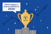 МАУП отримує першості в освітніх рейтингах серед приватних вишів у 2020 році!