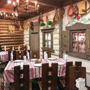 «Диканька» запрошує гостей до всіх залів ресторану!
