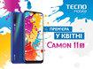 TECNO Mobile выведет на рынок Украины еще два камерофона