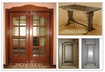 Ремонт и реставрация дверей,  мебели,  лесниц,  кухоннх фасадов и других изделий.