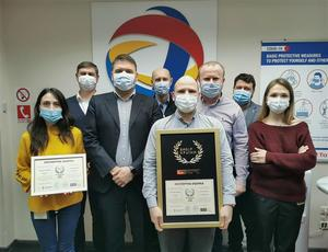Компанія «Тотал Україна» отримала нагороду «Вибір країни –2020»