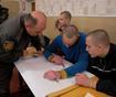 Полтавщина: в рамках Кіноклубу Docudays UA вихованці Кременчуцької виховної колонії  розглядали проблему безхатченків в Україні