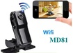MD81 CMOS P2P Wi-Fi Мини видеокамера наблюдения IP-камера Веб-Камера - цена 800 грн./шт. -